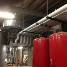 Energy hub pipework 6